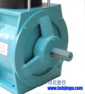 化工行业用防堵关风器